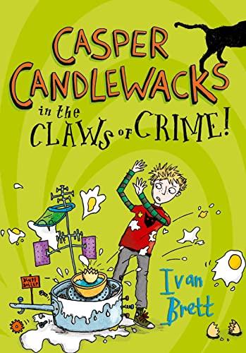 9780007411573: Casper Candlewacks in the Claws of Crime!