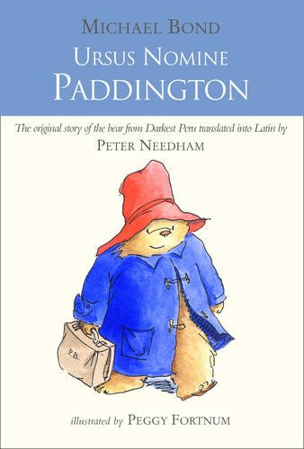 9780007412563: Ursus Nomine Paddington: A Bear Called Paddington