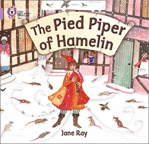 9780007412730: The Pied Piper of Hamelin (Collins Big Cat)