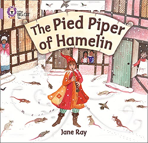 9780007412730: The Pied Piper of Hamelin (Collins Big Cat)