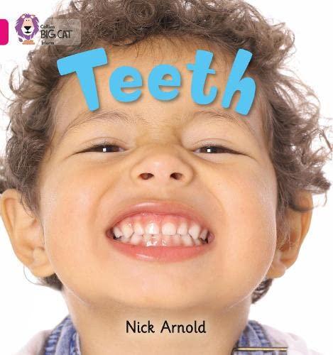 9780007412792: Collins Big Cat - Teeth: Band 01A/Pink A