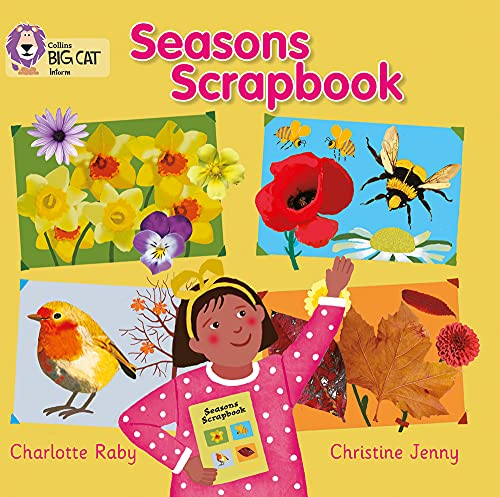 9780007412839: Seasons Scrapbook (Collins Big Cat)
