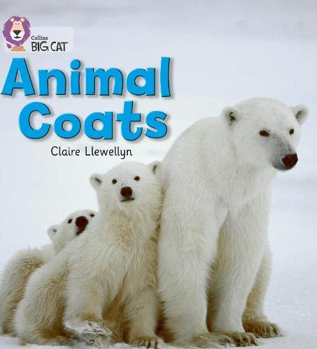 9780007412860: Collins Big Cat - Animal Coats: Band 02A/Red A