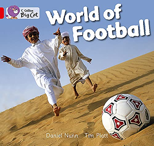 9780007412877: World of Football (Collins Big Cat)