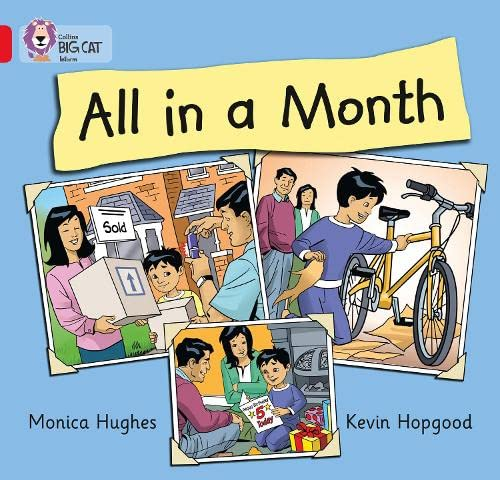 9780007412914: All in a Month (Collins Big Cat)