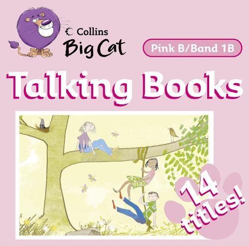9780007413775: Talking Books (Collins Big Cat Talking Books)