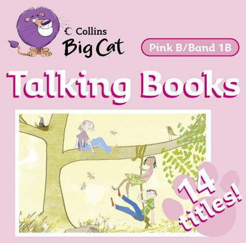 9780007413775: Talking Books (Collins Big Cat Talking Books)