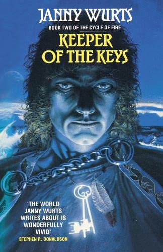 9780007413874: Keeper of the Keys: Book 2 of the Cycle of Fire