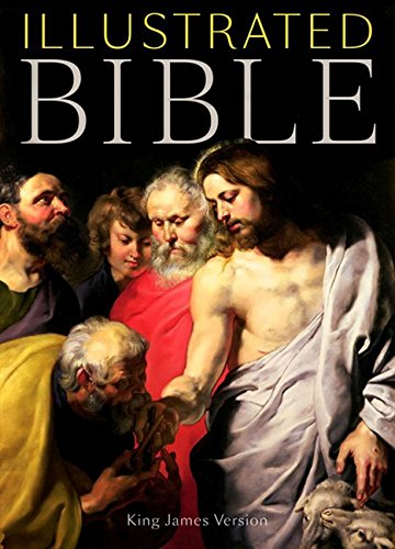 9780007414055: Illustrated Bible: King James Version.