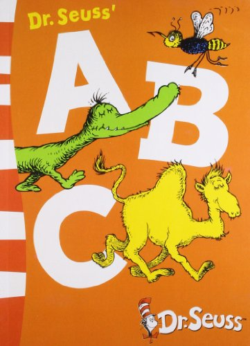 9780007414123: Dr. Seuss's ABC: Blue Back Book