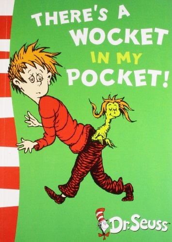 9780007414154: There's A Wocket In My Pocket: Blue Back Book