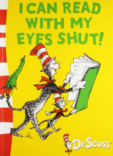 9780007414208: I Can Read With My Eyes Shut: Green Back Book