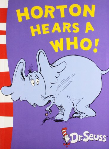 9780007414307: Horton Hears A Who!: Yellow Back Book
