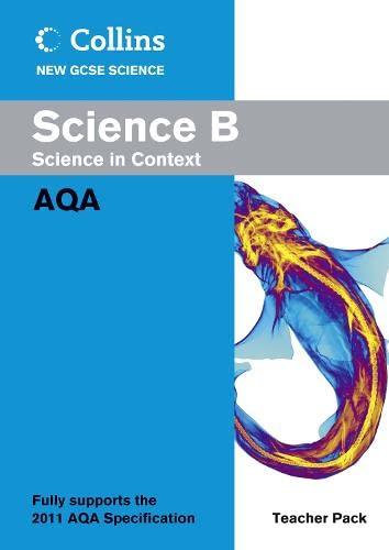9780007414673: Collins New GCSE Science - Science B Teacher Pack: AQA