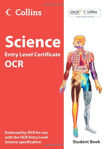 9780007415168: Collins Entry Level Science - Science Student Book: OCR Entry Level Certificate