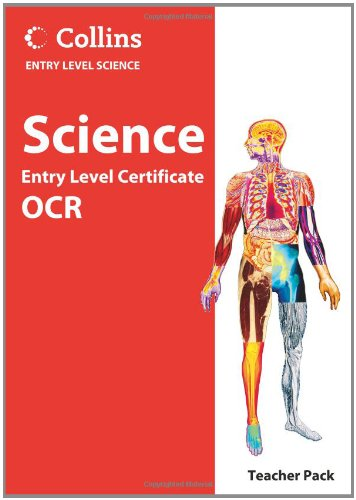 9780007415182: Collins Entry Level Science - Science Teacher Pack: OCR Entry Level Certificate