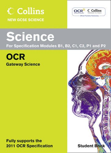 9780007415373: Science Student Book. OCR Gateway (Collins New GCSE Science)