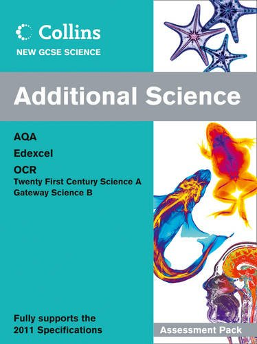 9780007415397: Collins New GCSE Science - Additional Science Assessment Pack