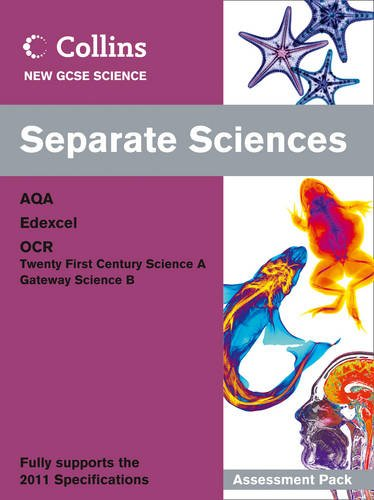 9780007415410: Collins New GCSE Science - Separate Sciences Assessment Pack
