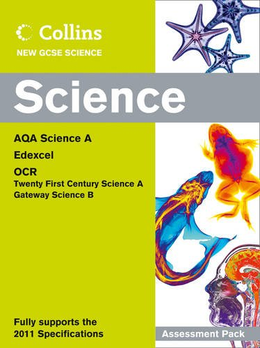 9780007415434: Collins GCSE Science 2011: Science Assessment Pack