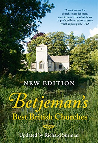 9780007415670: Betjeman's Best British Churches