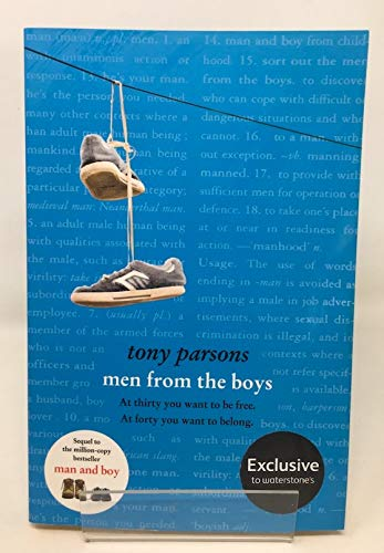 9780007415687: Men from the Boys
