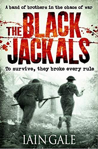 9780007415779: The Black Jackals (Peter Lamb 1)
