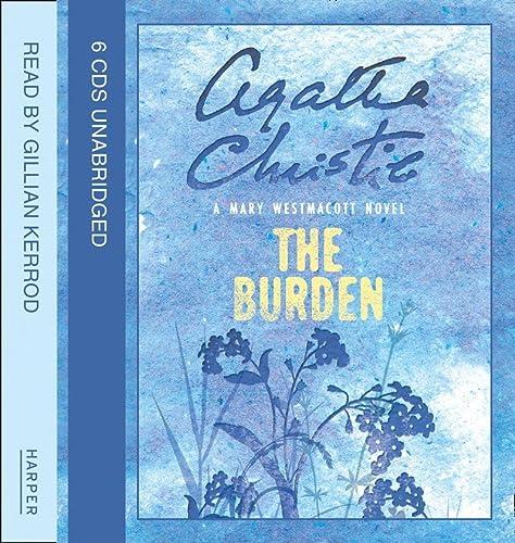 9780007415908: The Burden