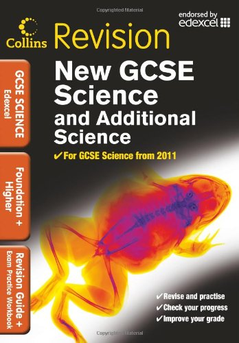 9780007416042: GCSE Science & Additional Science Edexcel: Revision Guide and Exam Practice Workbook (Collins GCSE Revision)