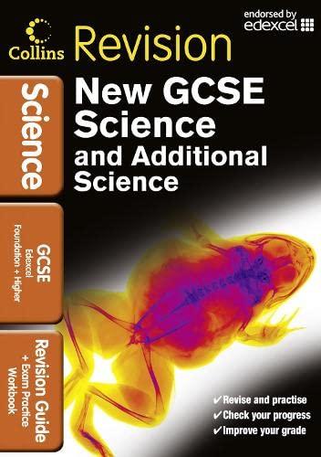 9780007416042: Gcse Science & Additional Science Edexcel. (Collins GCSE Revision)
