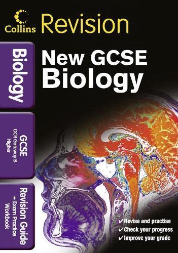 9780007416110: Gcse Biology OCR Gateway B. (Collins Gcse Revision)