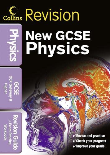 9780007416134: GCSE Physics OCR Gateway B: Revision Guide and Exam Practice Workbook (Collins GCSE Revision)
