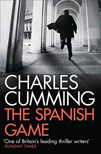 9780007416936: The Spanish Game (Alec Milius 2)