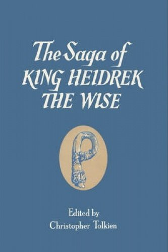 9780007416967: The Saga of King Heidrek the Wise
