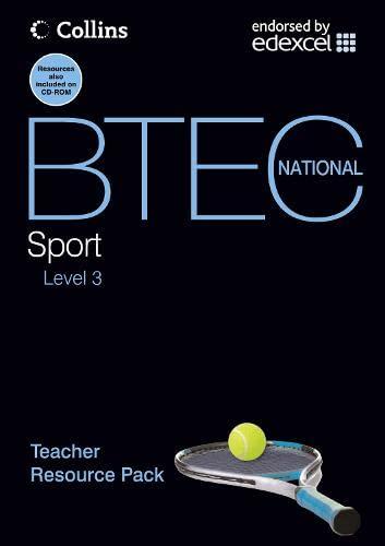 9780007418466: Sport. Teacher Resource Pack (BTEC National Sport)