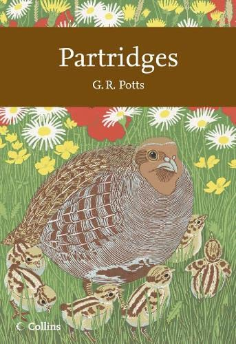 9780007418718: Partridges: Countryside Barometer (Collins New Naturalist Library)