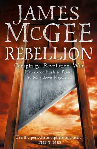9780007419012: Rebellion (Matthew Hawkood 4)