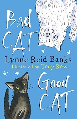 9780007419043: BAD CAT, GOOD CAT