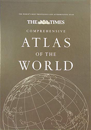 9780007419135: The Times Comprehensive Atlas of the World