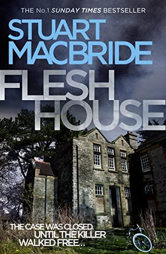 9780007419425: Flesh House (Logan McRae, Book 4)