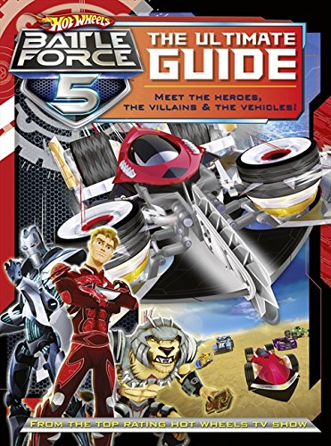 9780007419739: The Ultimate Guide (Hot Wheels Battle Force 5)