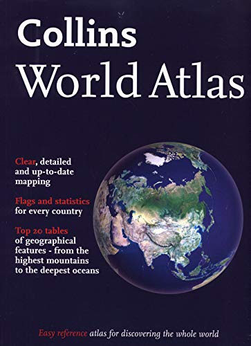 9780007419753: World Atlas: Paperback Edition