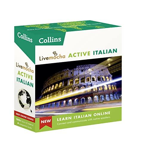 9780007419807: Collins Livemocha Active Italian