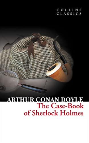 9780007420247: The Case-Book of Sherlock Holmes (Collins Classics)