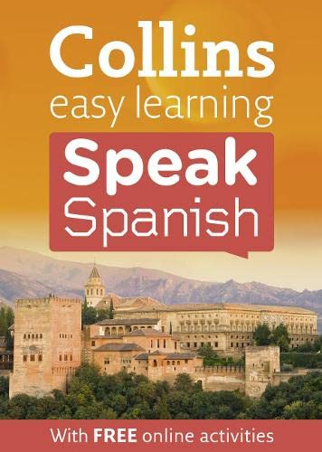 9780007420537: Easy Learning Speak Spanish (Collins Easy Learning Spanish)