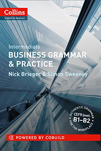 9780007420575: Intermediate Business Grammar & Practice (Collins English for Business)