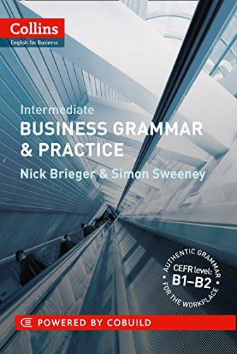9780007420575: Intermediate Business Grammar & Practice