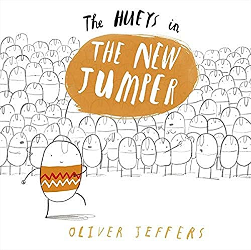9780007420650: New Jumper (The Hueys)