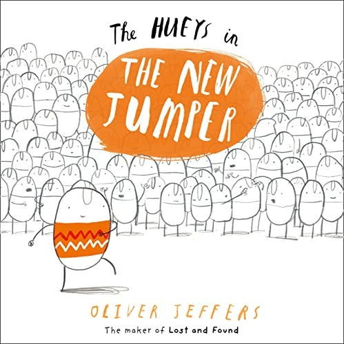9780007420667: The New Jumper (The Hueys)