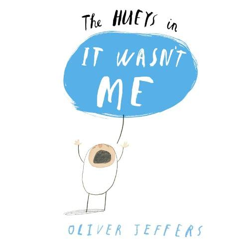 9780007420674: It Wasn't Me (The Hueys)